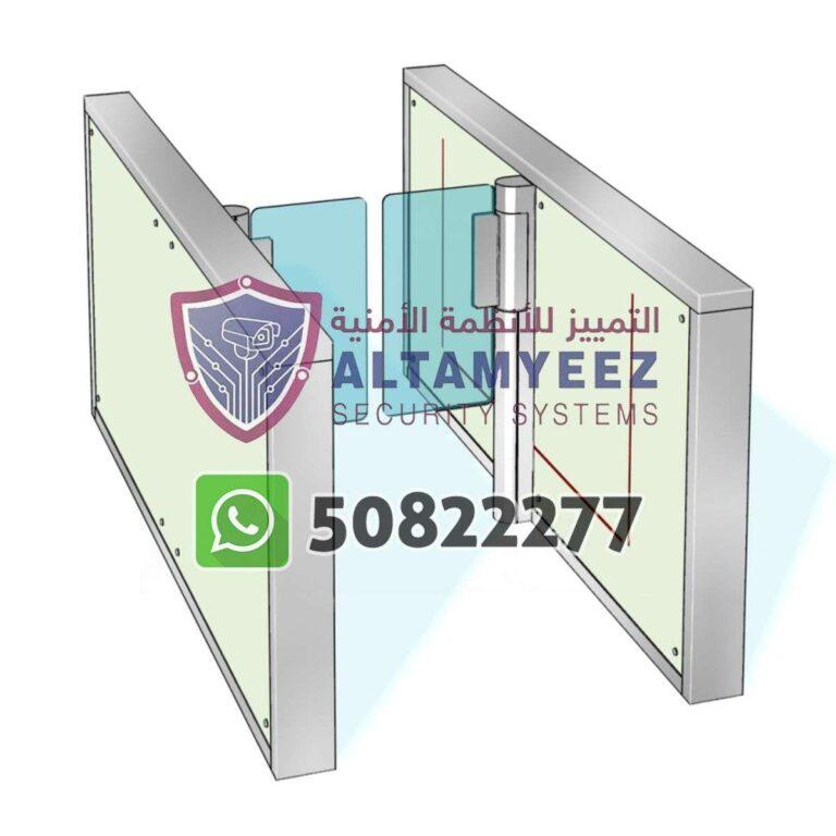 Turnstiles-flap--gate-access-control-doha-qatarr124